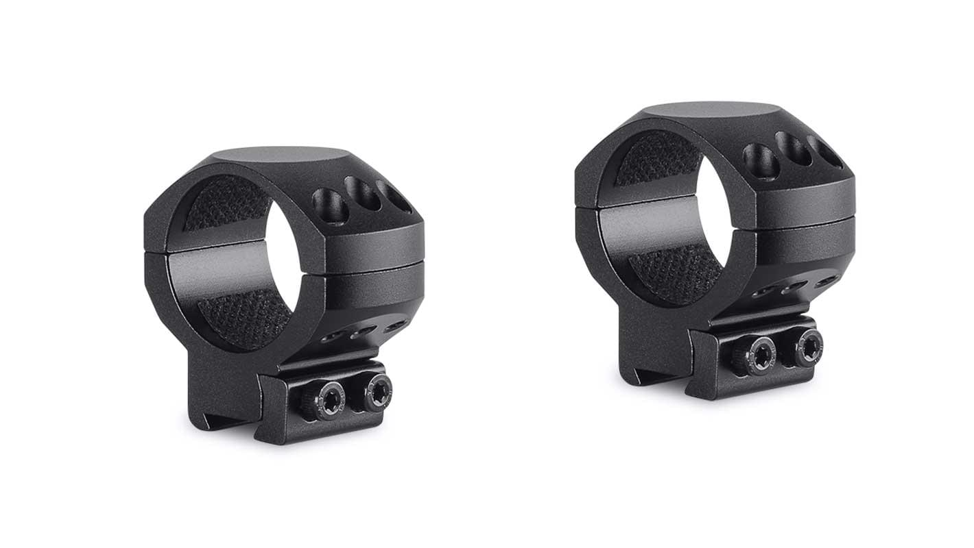 Tactical Ring Mounts 30mm 2 Piece  9-11mm Medium